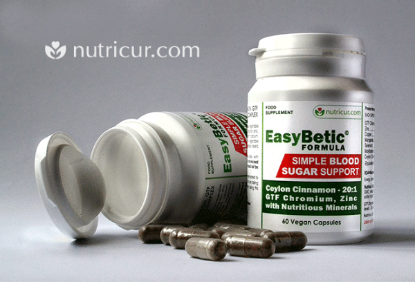 EasyBetic - Blood Sugar Support for Diabetes